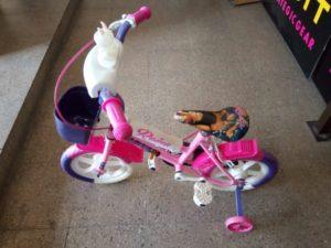 Bicicleta Rodado 12 Varón o Dama Con Guarda Barro Y Consola con bocina