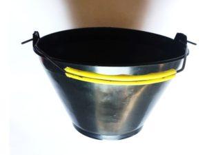 Balde Plástico De Albañil C/manija