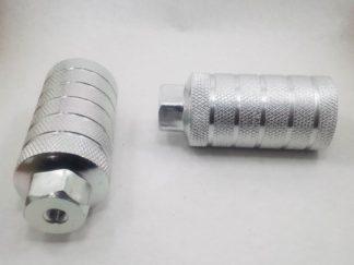 Pedalin / Estribo Para Bicicleta De Aluminio Grande (48mm)