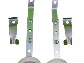 Estabilizadores Samorga regulable 12/14-16/20 rueda chica