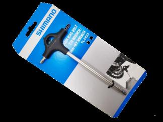 Herramienta Shimano p/instalar engranajes TL-FC23