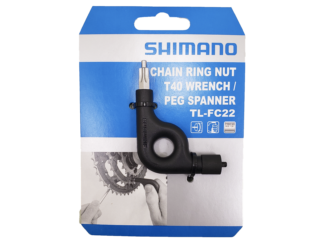 Herramienta Shimano p/instalar engranajes TL-FC22