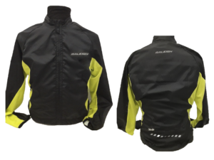 Campera Rompeviento Raleigh Ciclismo