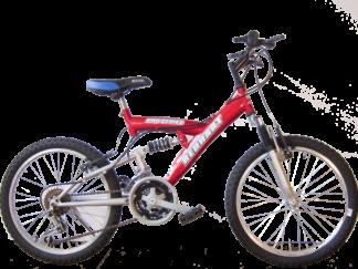 Bicicleta Todo Terreno Rod. 20 Doble Suspensión