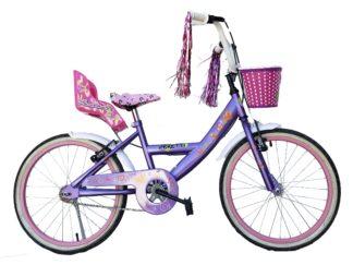 Bicicleta Peretti Cross 20 Dama Equipada