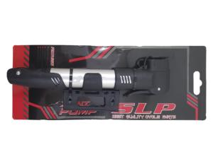 Inflador SLP Telescópico Aluminio Blister