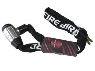 Firebird cadena forrada 6 x 1200 mm. c/cabezal int