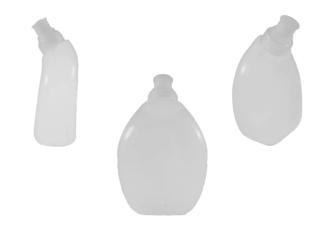 Caramañolas Running Plástica 200 Cc