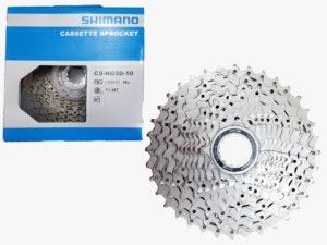 Piñon Shimano Deore 10 Vel Cassette Bicicleta Mtb Hg50 11-36