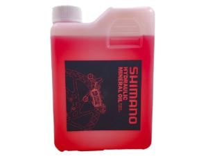 Shimano Aceite Mineral Para Freno Hidraúlico X Litro