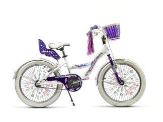 Bicicleta Raleigh rod. 20 Dama