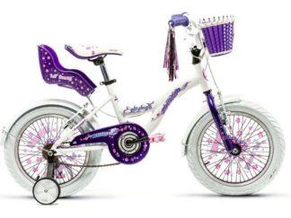 Bicicleta Raleigh rod. 16 Dama