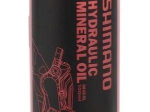 Aceite Mineral Shimano Para Frenos Hidraulicos 100ml Liquido