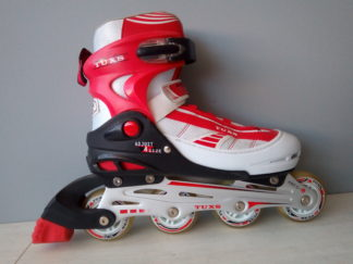 Rollers Tuxs Abec-5 Profesionales Extensibles Aluminio