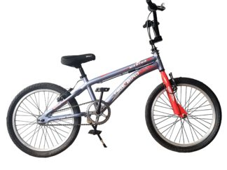 Bicicleta Freestyle R 20 Cuadro Aluminio Pintado C/rotor 36