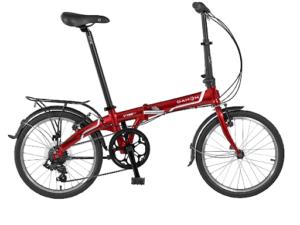 Bicicleta Plegable Dahon Vybe 7 Velocidades Urbana